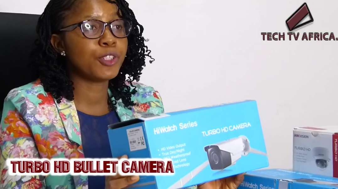 TechTvAfrica  Tech Product Review (TURBO HD BULLET CAMERA)