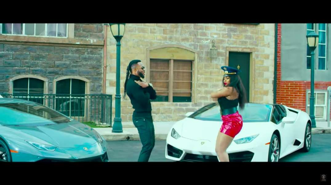 Flavour - Crazy Love (Feat. Yemi Alade) [Official Video]