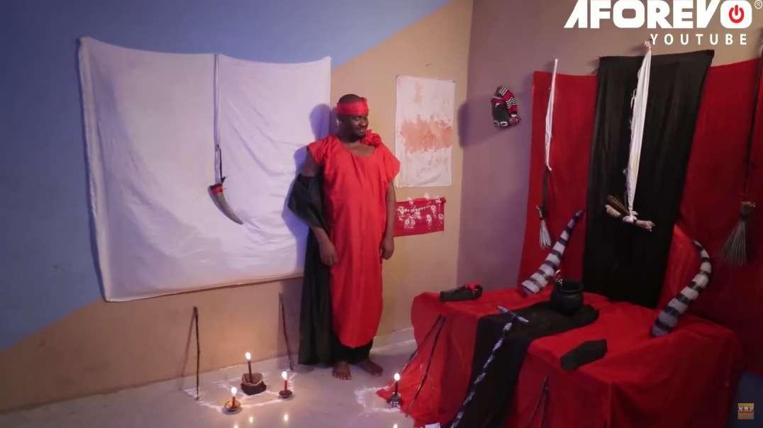 999 Nights Of Horror In The Bloody Casket Of Dark Wealth 2 _ Zubby Michael -New Nigerian Full Movies