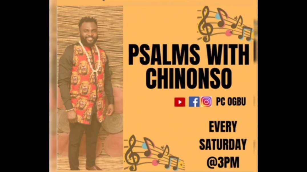 Psalm With Chinonso