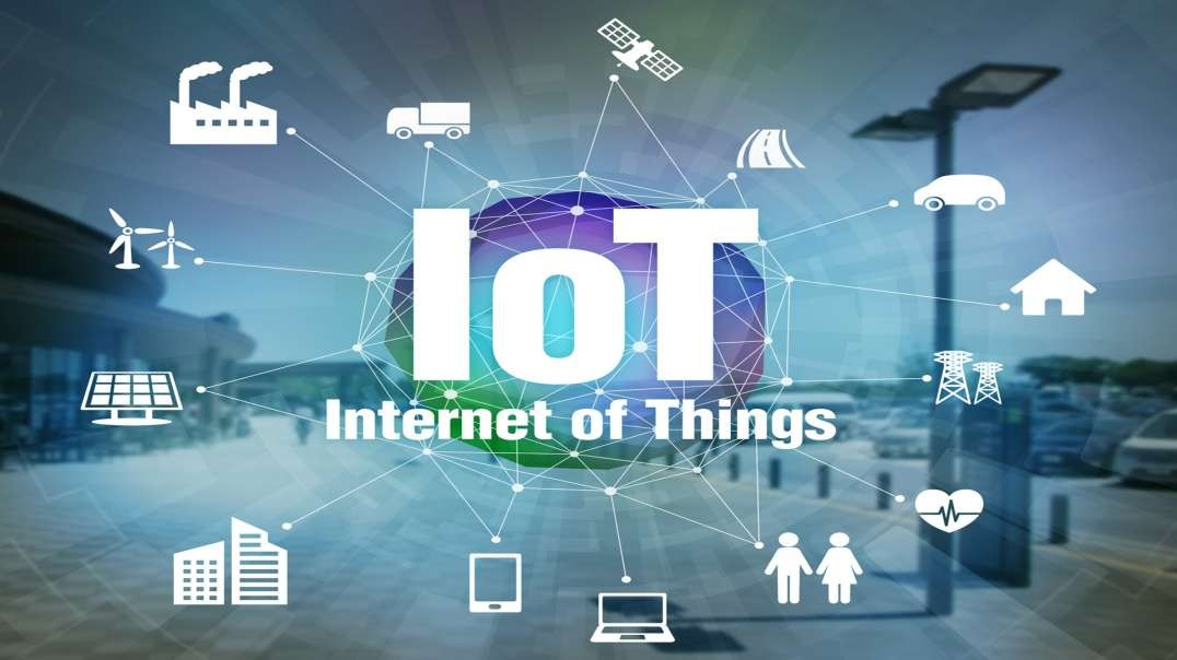 The Internet Of Things (IOT) Simply Explained